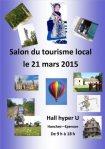 affiche tourisme local