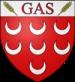 Blason ville Gas 28320
