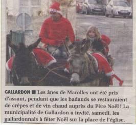 âne noël Gallardon!!!