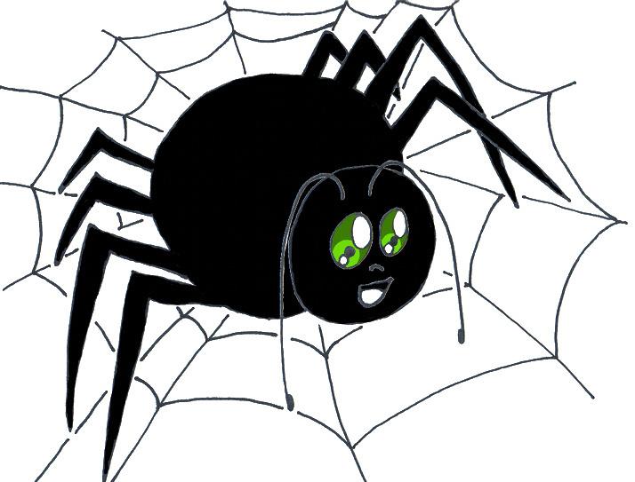 "Image Araignée Halloween halloween-araignee   ""les Ânes de marolles"""