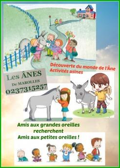 Gallardon Les ânes De Marolles Page 4