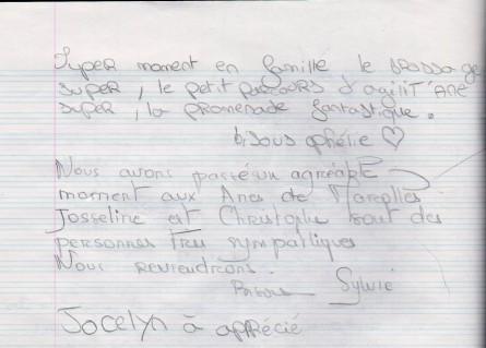 témoignages Ophélie, Jocelyn, Sylvie