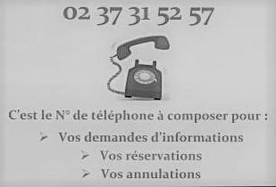 affiche téléphone âne .....