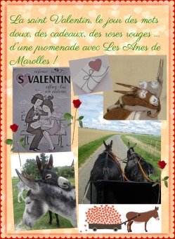 affiche saint valentin ...